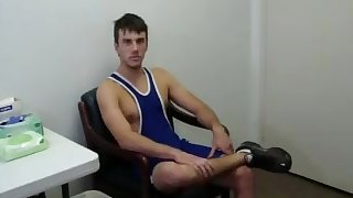Mason Keene Wrestler Exam
