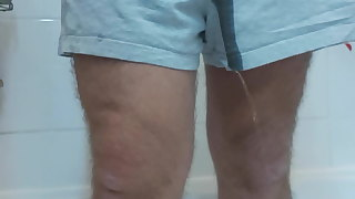 piss in the Boxershort