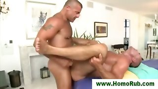 Straight guy fucked for the first time