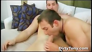 Big Balls Nail Muscle Stud