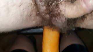 Anal Strapon Fuck in Gyno Chair