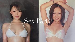 Sex Party - Super excited, dick erection. -Sample-