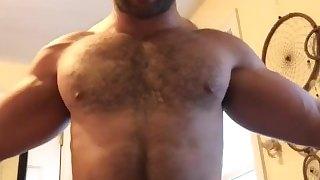 Hot Sweaty Hairy Muscle Alpha God Wrestling