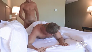 Malcolm Blake Bareback - Gay Movie - Sean Cody