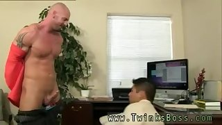 Cute gay white boys cumshots porn movietures Pervy manager Mitch Vaughn