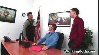 Kirk Cummings fucking and sucking