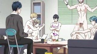 Yarichin☆Bitch Club/Yarichin Bitch-bu OVA 2 Scene