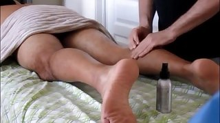 Italian StepDaddy Gets More than a Massage
