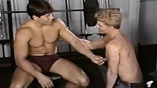 Mark Rebel fucks Brian Hawks in ONE SIZE FITS ALL (1984)