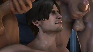 Resident Evil Orgy - SFM (part 2/2)