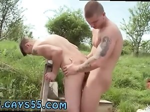 Older gay senior outdoor sex free Anal Sex At The Public Nude Beach