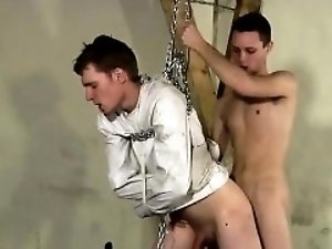 Gay fuck porn bondage photos and free anime He's jerked and