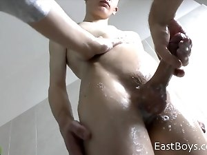 18 Boy - First Handjob - Part2